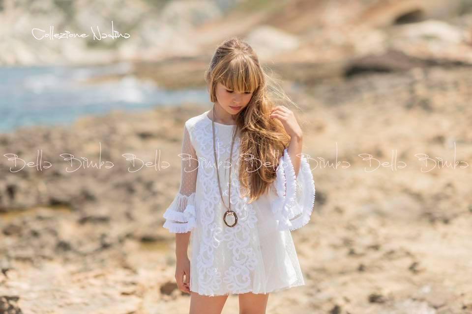 Catálogo BELLA BIMBA colección Nadina vestido