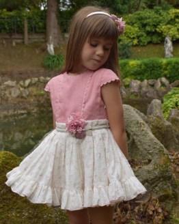 Catálogo Lolittos colección trigal vestido