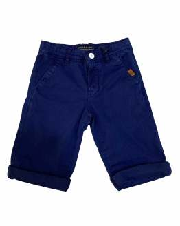 ROOKIES bermudas niño vestir azul marino
