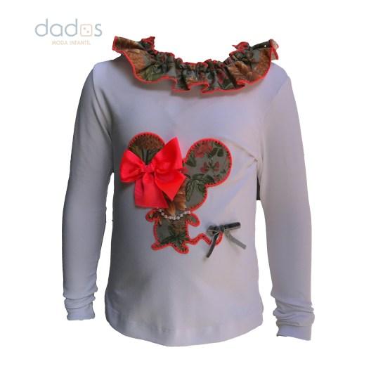 Lolittos colección Dahlia camiseta ratón