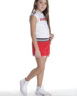 Catálogo Fun&Fun camiseta Race blanca