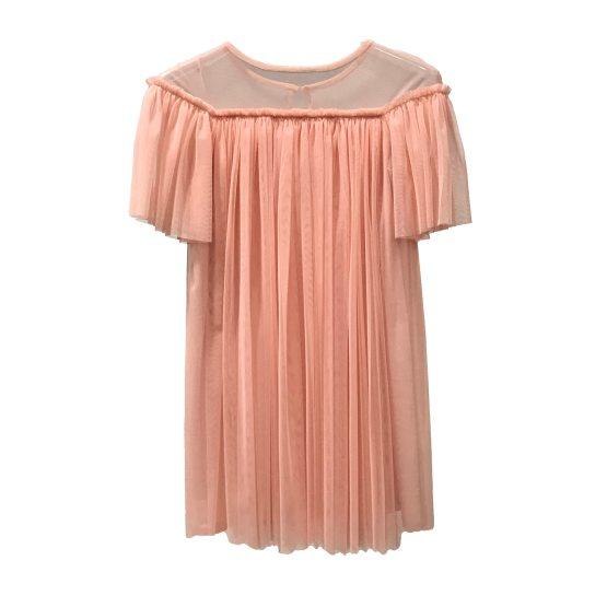 Outlet Sisca vestido rosa
