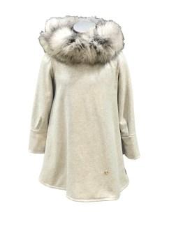 Bella Bimba colección Zircón vestido evasé plata