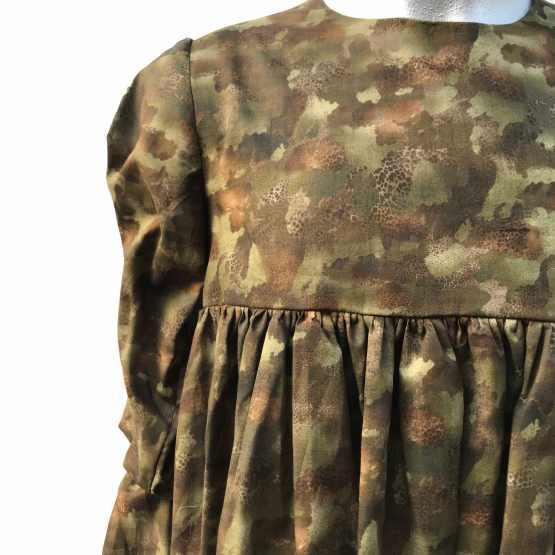 Vestido Bella Bimba colección Jaspe detalle