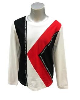 Karl Lagerfeld camiseta niño K