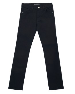 Guess pantalón 5 bolsillos negro chico
