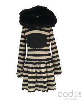 Bella Bimba Bamboline colección Jacaranda vestido