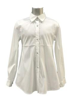 Elsy blusa blanca manga larga