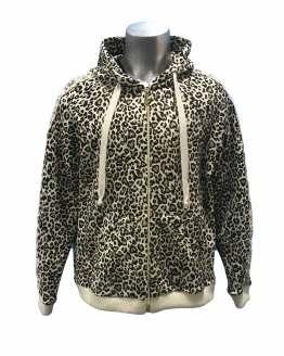 Elsy chaqueta animal print
