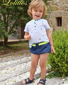 Lolittos colección Star rana y camisa niño catálogo