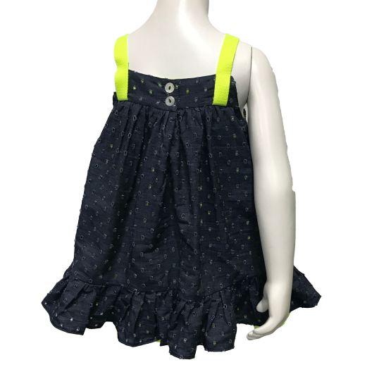Espalda Lolittos colección Star vestido recto