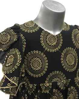 Detalle Bella Bimba colección Mantra vestido