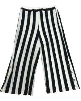 T-Love pantalón palazzo rayas