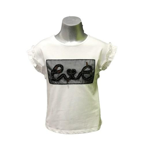 IDO camiseta chica blanca Love