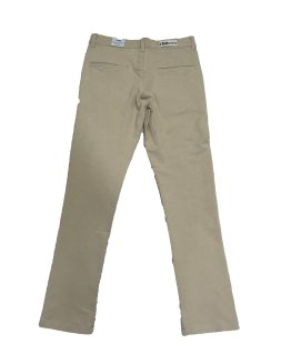Trasera IDO pantalón chino beige