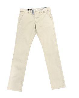 Sarabanda pantalón vestir blanco o beige