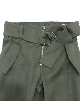 Detalle Manila Grace pantalón verde
