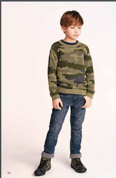 Sarabanda vaquero chico