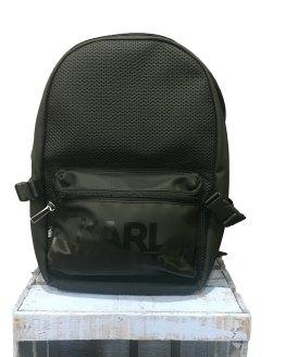 Karl Lagerfeld mochila negra