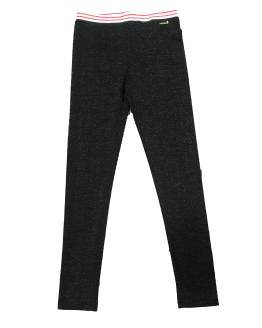 Guess legging negro brillo