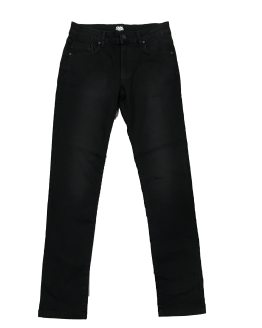 Karl Lagerfeld vaquero chico negro