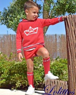 Catálogo Lolittos colección barquito jersey niño