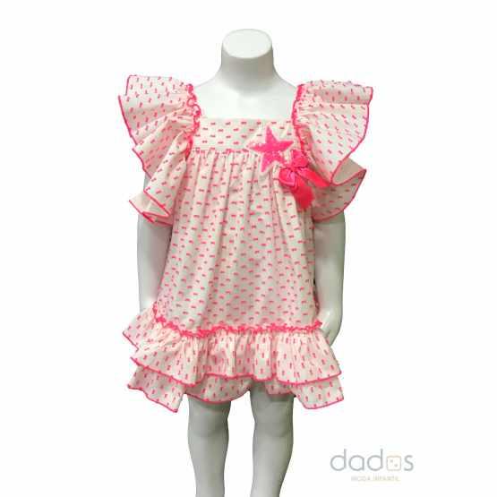 Lolittos colección Pink vestido vuelo