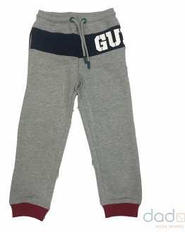 Guess jogging niño gris combinado