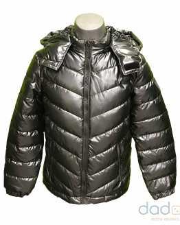 Guess chaquetón plata Unisex térmico