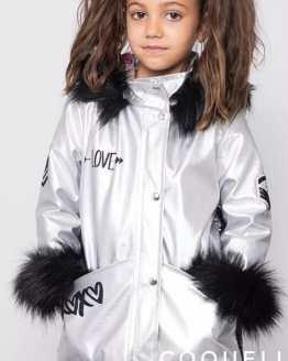abrigo plata