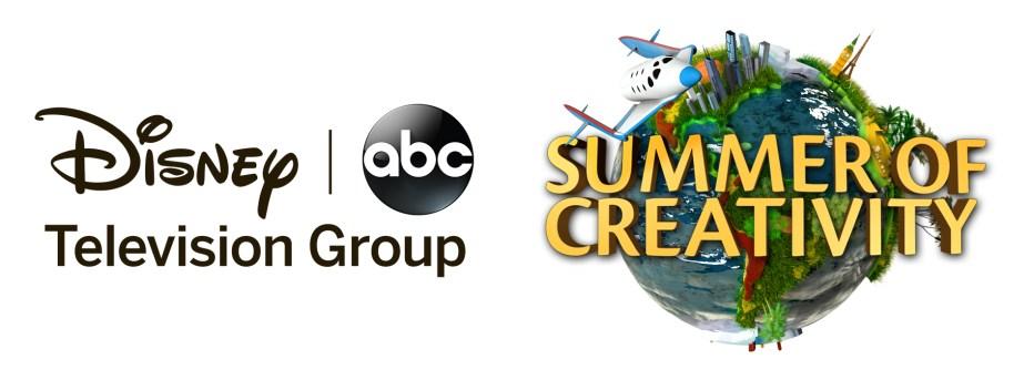 Disney Summer of Creatiivty