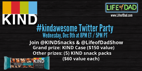 #kindawesome TWITTER