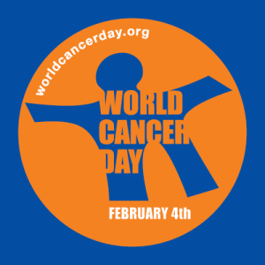 Today is the day designated to remember that cancer doesn't take days off. Neither do we. Let's make cancer history. Together.