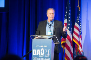 B.R.A.K.E.S. founder Doug Herbert at Dad 2.0 Summit