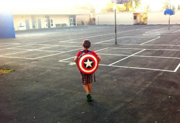 Whit Honea back to school
