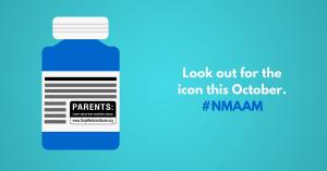 Look for the PARENTS icon on cold and cough medicine this flu season. Check out the campaign's website at stopmedicineabuse.org for more information.