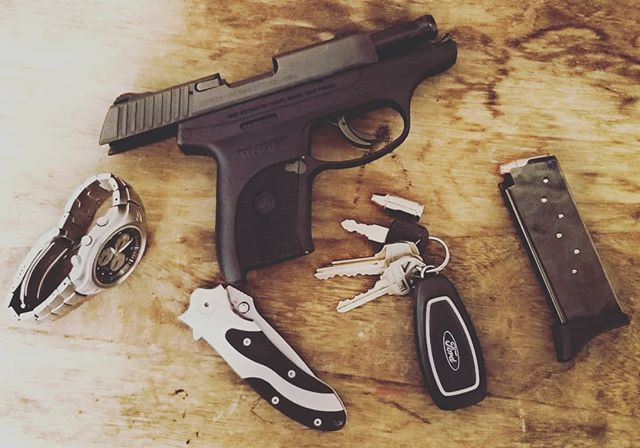 edc ruger lc9spro hornadyammo ford focusst nixonwatch smithandwessonknife