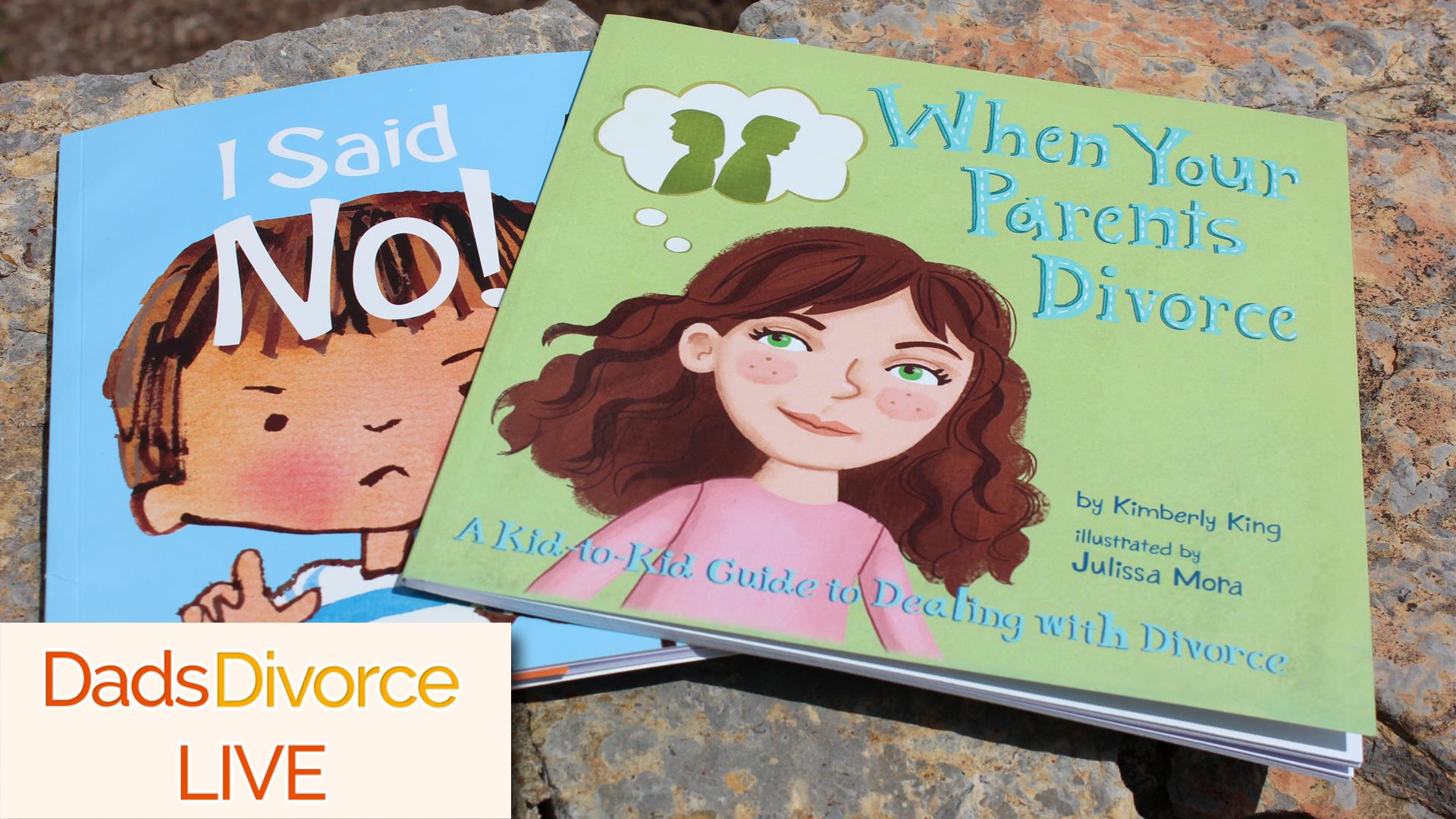 Dadsdivorce Live Children S Books About Divorce
