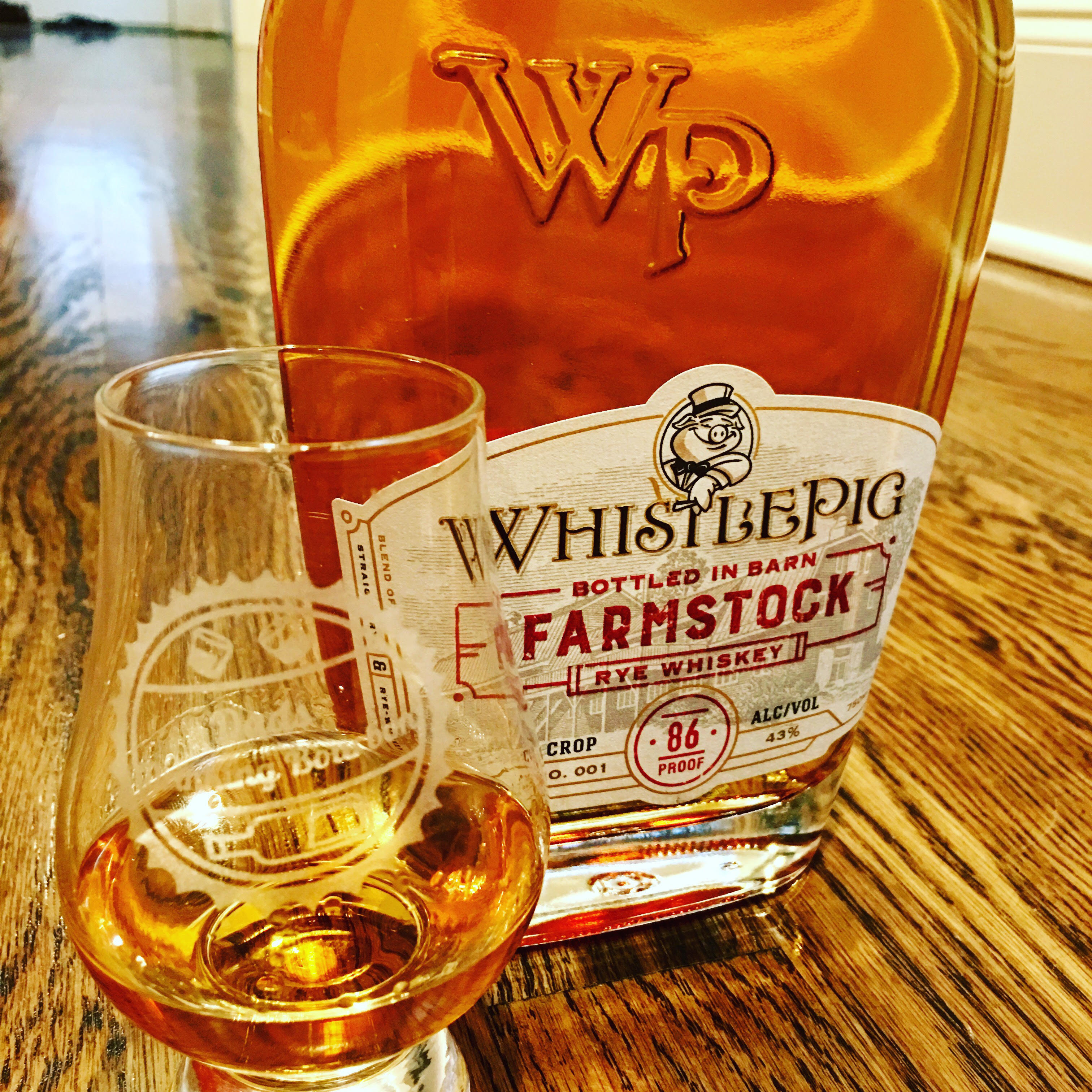 WhistlePig: FarmStock
