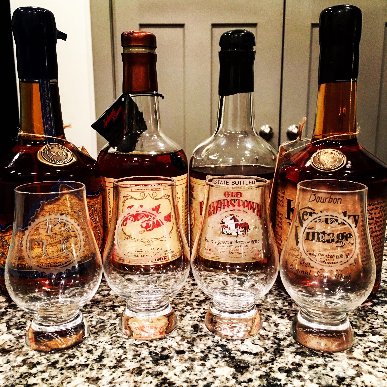 Royal Rumble: Willett Family Bourbons