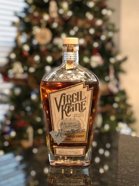 Half Ounce Pour: Virgil Kaine Roundhouse Double Barrel Whiskey