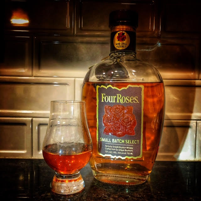 Four Roses Small Batch Select with the Bearded Dram