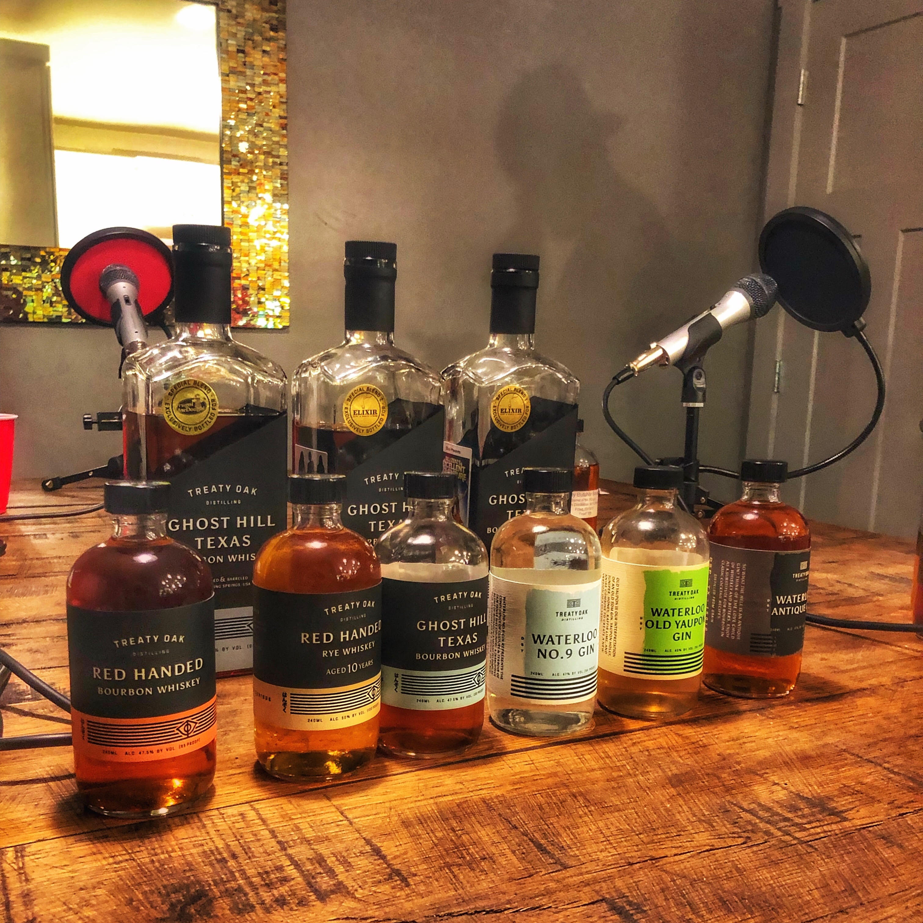 Rebels with a Cause: Treaty Oak Distilling with Tony Gonzales