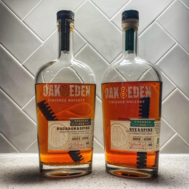 Oak and Eden with JSquared Barrels