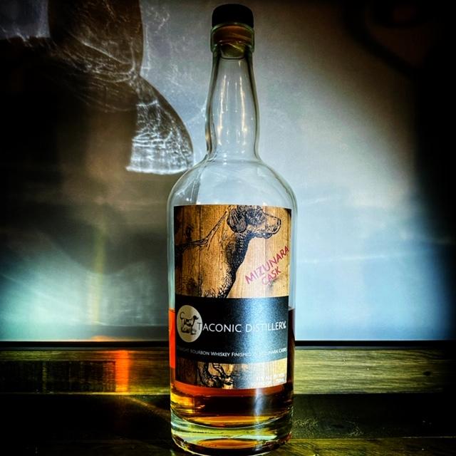 Taconic Distillery Mizunara Cask