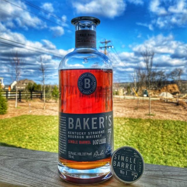 Baker's 7 Year Single Barrel