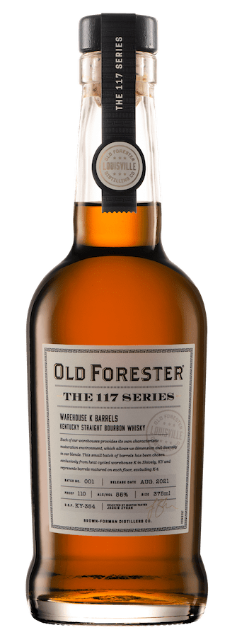 Old Forester Releases 117 Series: Warehouse K