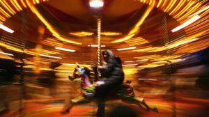 Carousel of what ifs