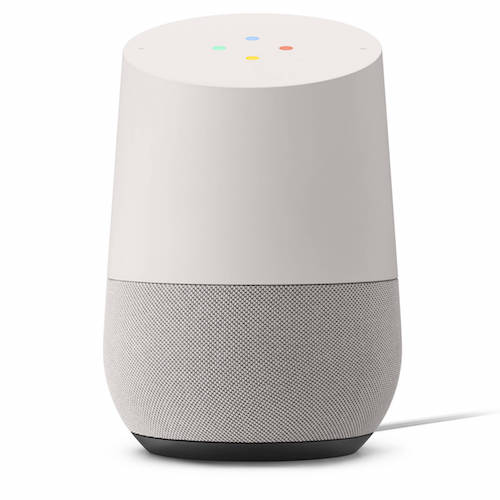 Geek Dad Review: Google Home