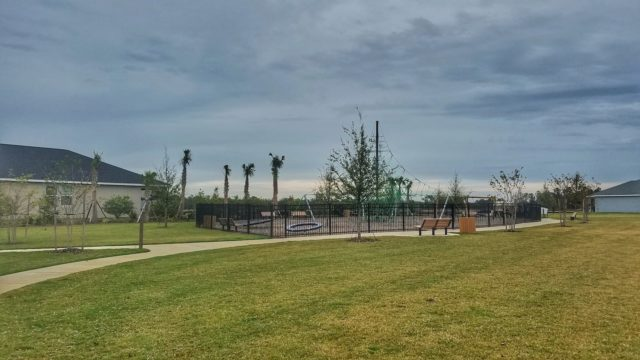 Lennar Homes Review - Oaks at Moss Park - Playground